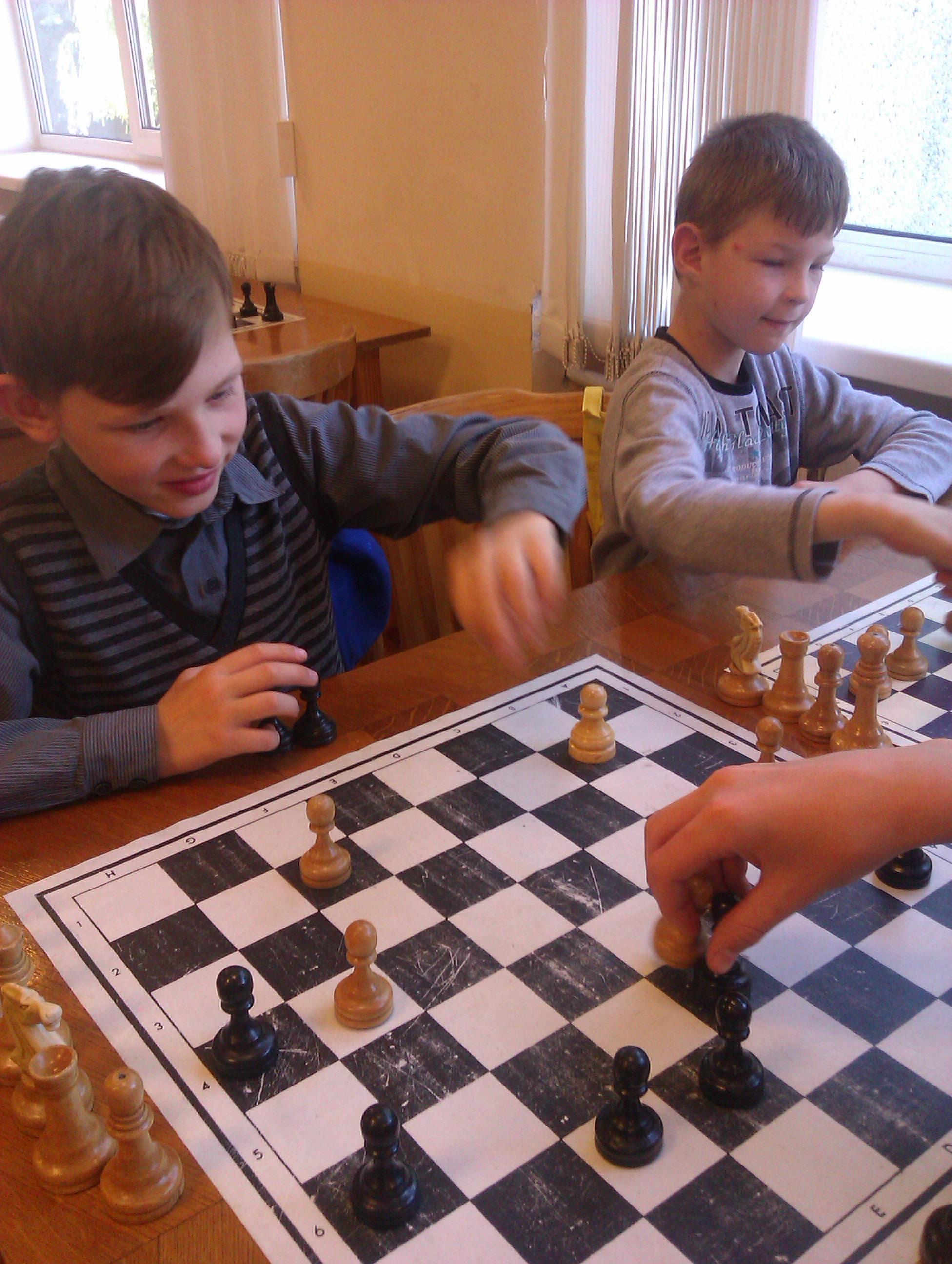 знакомства шахматные
